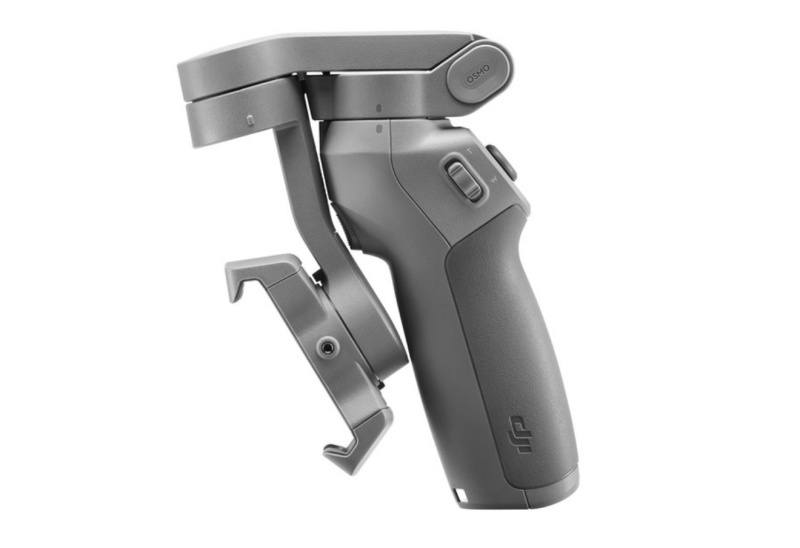 The DJI Osmo Mobile 3 is foldable.