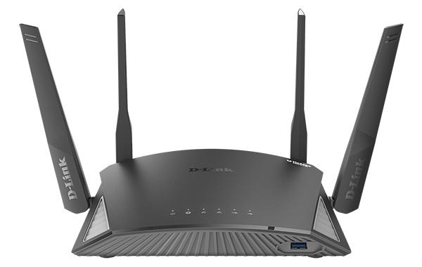 D-Link DIR-2660 AC2600 mesh router (Image source: D-Link)