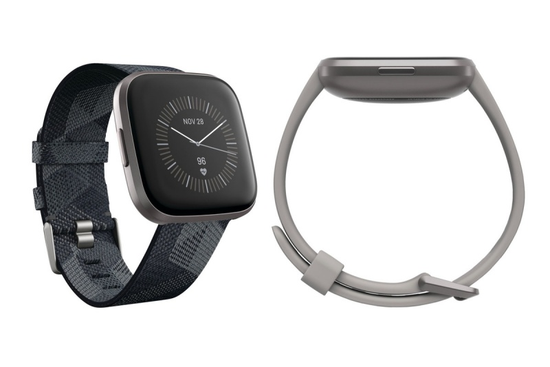 Fitbit's upcoming Versa smartwatch. <br>Image source: @evleaks