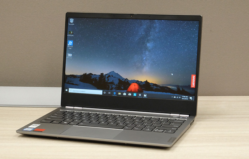 The Lenovo ThinkBook 13s is a notebook for work and play.