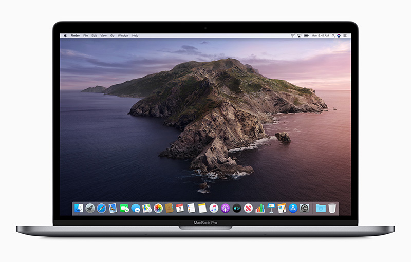 macOS Catalina is available as a free update now. (Image source: Apple)
