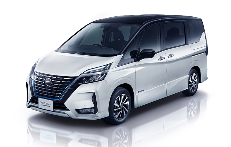Nissan Serena e-Power (Image source: Nissan)