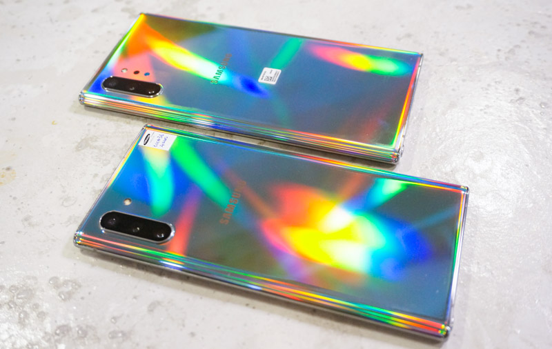 If you want the best Samsung has to offer, the Note10 and Note10+ are compelling options.