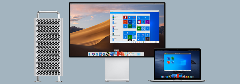 Parallels Desktop 15 arrives just in time for macOS Catalina. (Image source: Parallels)