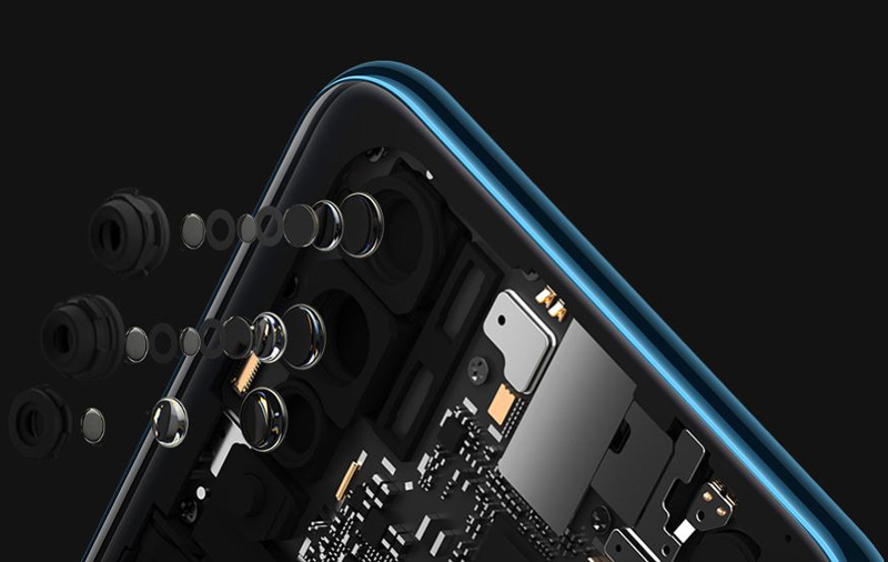 The rear camera set-up has an 8-megapixel AI Super Wide-Angle Camera with a 120 degrees field-of-view.
