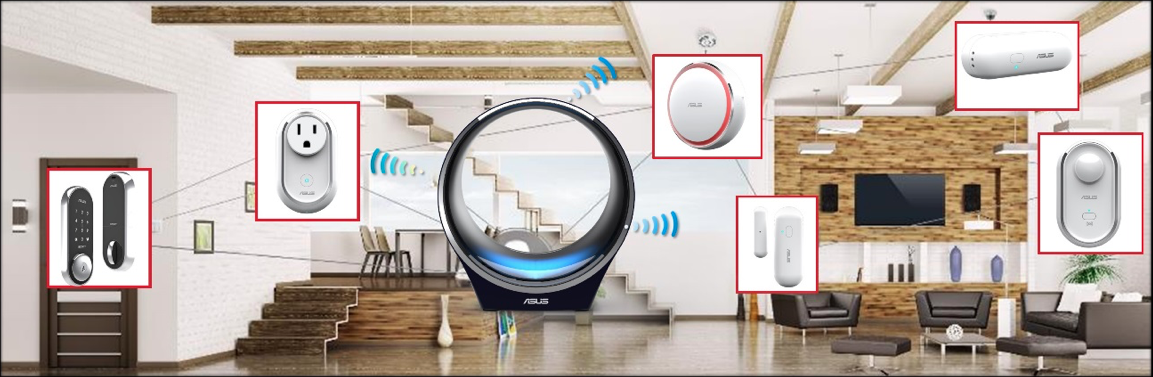 Image: ASUS Smart Home