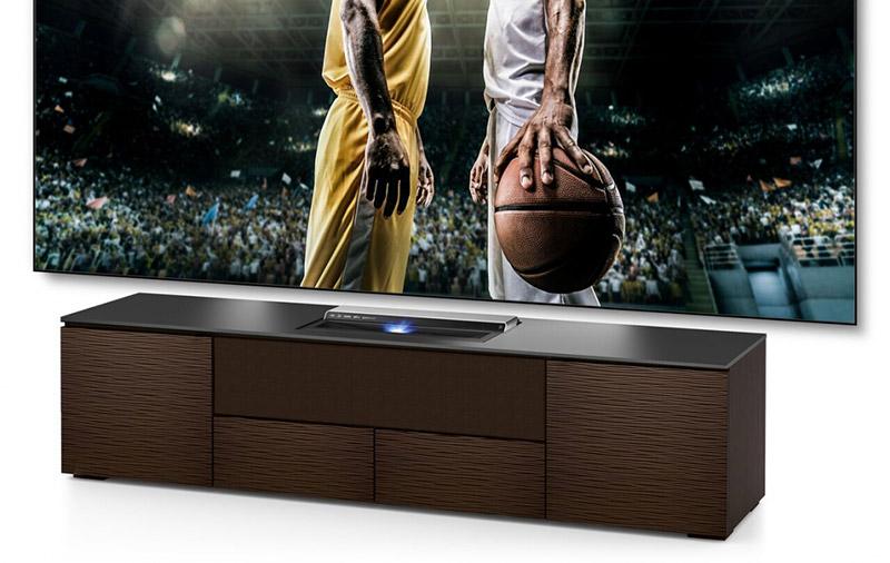 Hisense's existing L10 Series Smart Laser TV. (Image: Hisense.)