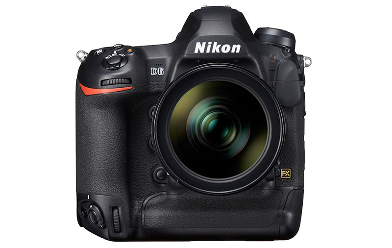 This is the Nikon D6. (Image: Nikon.)