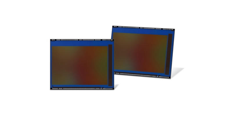 The Samsung ISOCELL Slim GH1 mobile image sensor. <br>Image source: Samsung