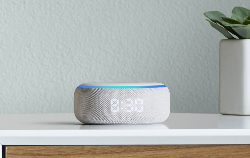 No more asking Alexa for the time with the new Echo Dot.