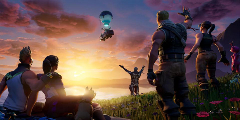 A Leaked Trailer For Fortnite Chapter 2 Reveals New Map