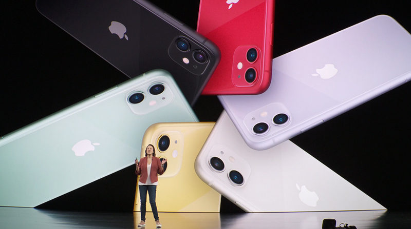 Apple S New Iphone 11 Comes With Dual Cameras And Fun New