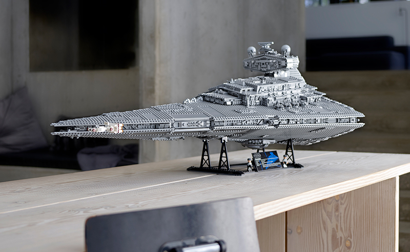 LEGO Imperial Star Destroyer Devastator