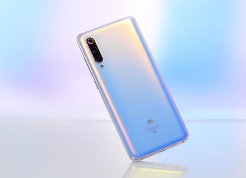 The Xiaomi Mi 9 Pro 5G. <br>Image source: @Xiaomi