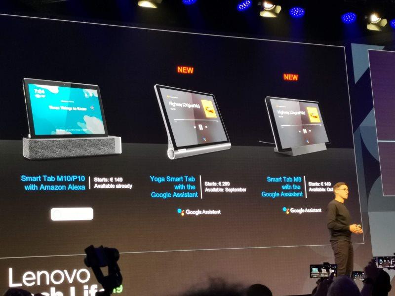 Lenovo smart hub