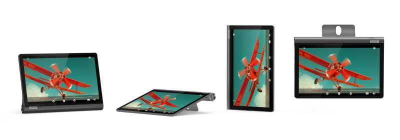 Lenovo wants to turn its tablets into smart displays for