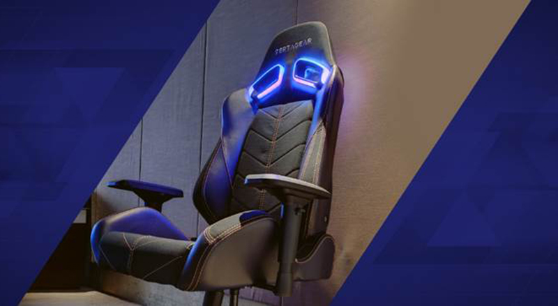 Enjoyable These Vertagear Rgb Kits Let You Outfit Your Gaming Chair Alphanode Cool Chair Designs And Ideas Alphanodeonline