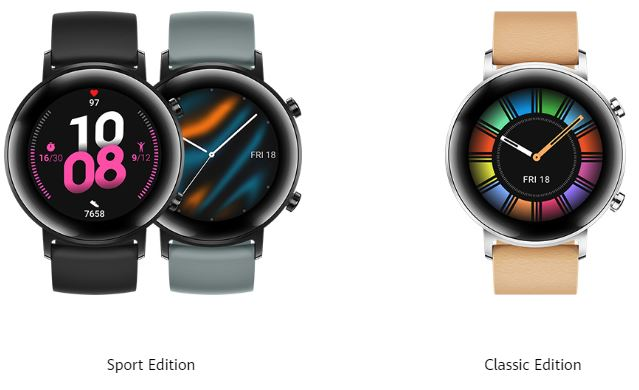 Watch out for the 42mm versions coming to Singapore later this year.