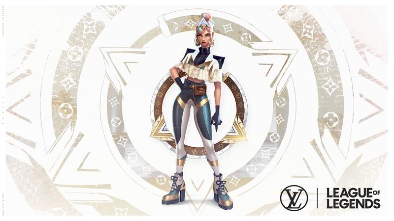 Qiyana's Prestige Skin