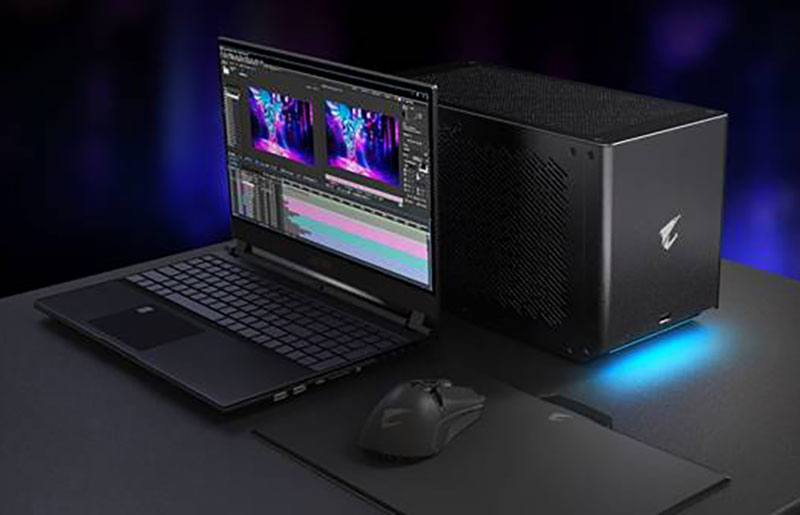 Aorus RTX 2080 Ti Gaming Box