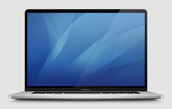 Icon of the new 16-inch MacBook Pro in the first two betas of macOS Catalina. <br>Image source: MacRumors
