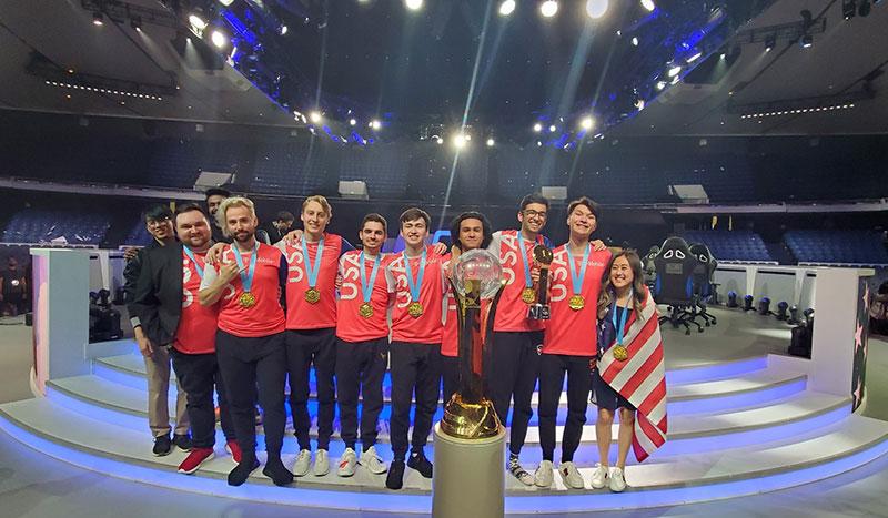 Team USA Overwatch