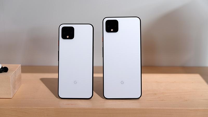 The Google Pixel 4.