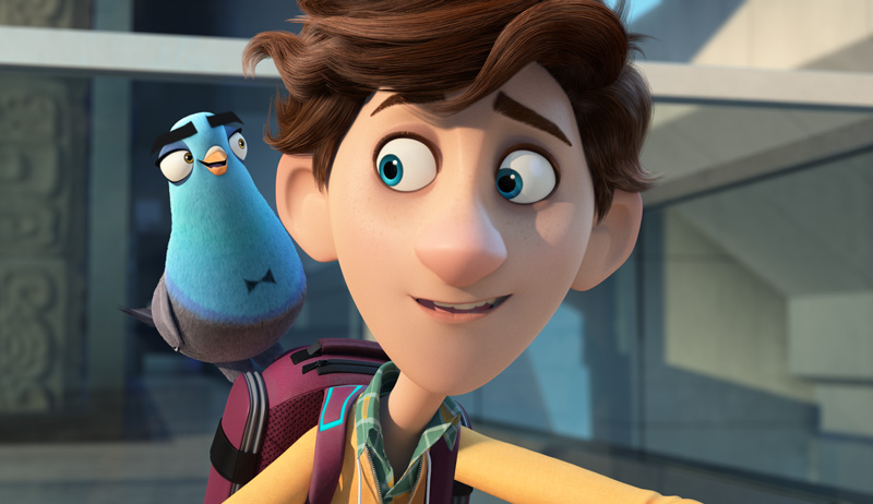 Spies in Disguise is distributed by 20th Century Fox