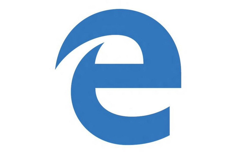 This is the original version of the Edge browser logo.