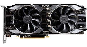 EVGA GeForce RTX 2080 Super XC Ultra, Overclocked