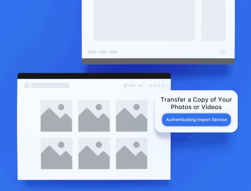 Facebook is releasing a new photo transfer tool in the first half of 2020.