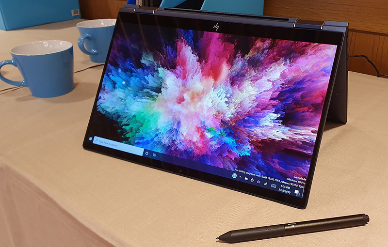 The new HP Elite Dragonfly.