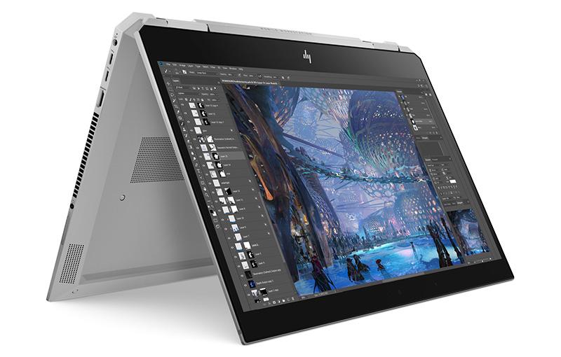 The HP ZBook Studio x360 (Image source: HP)