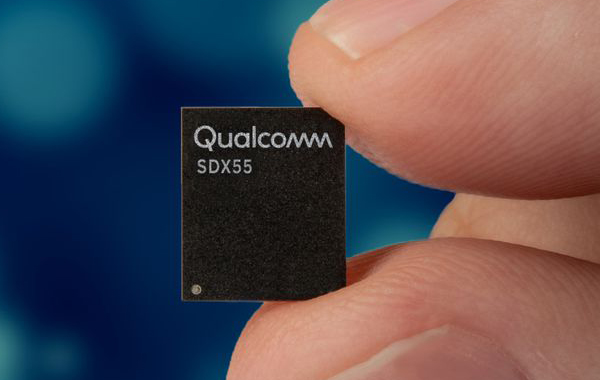 Apple is likely to use the Qualcomm X55 modem chip in its first 5G iPhone model next year.