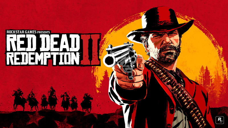 Red Dead Redemption 2 is developed by Rockstar Games.