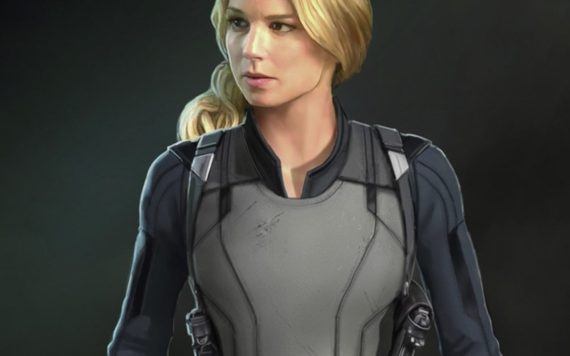 Sharon Carter has proven to be an integral part of the Captain America movies - being the face of SHIELD when big shots like Nick Fury and Maria Hill aren't available.