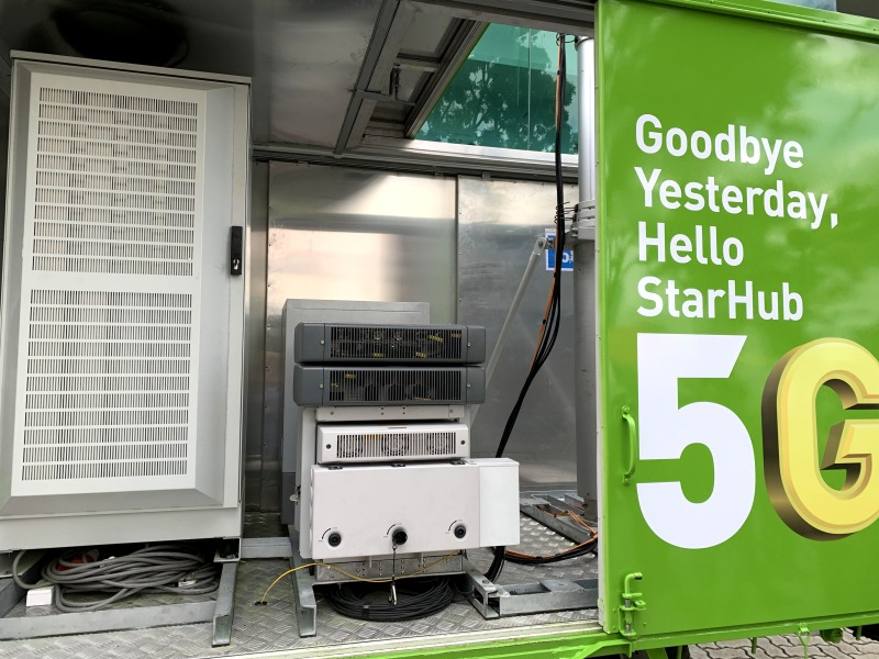 These StarHub COWs will be able to deploy 5G to any location.