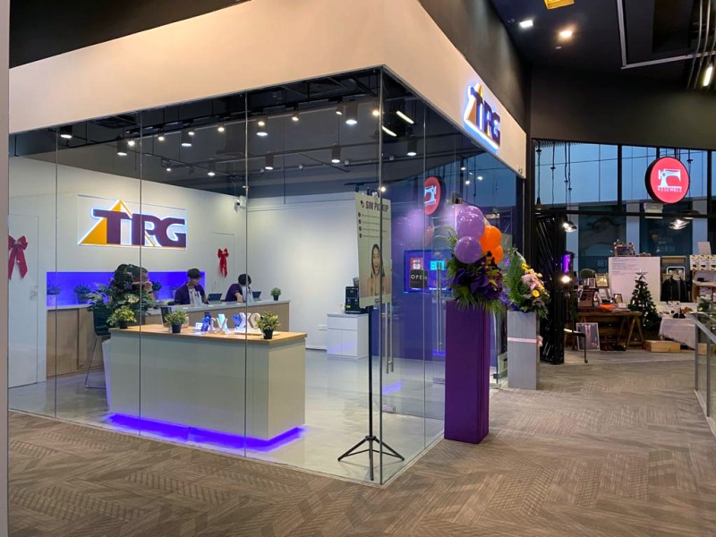 The new store is ready for TPG customers *updated*