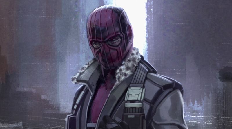 Baron Zemo was Captain America's sword-swinging nemesis in the comics, and it looks like he'll be Falcon and the Winter Soldier's main villain.