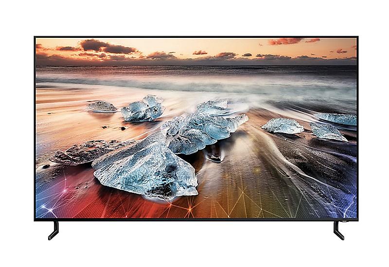 Samsung 8K QLED series (Image source: Samsung)
