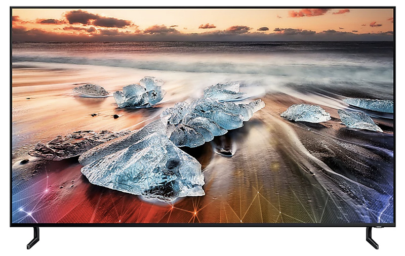 Samsung Q900R 8K QLED TV. (Image: Samsung.)