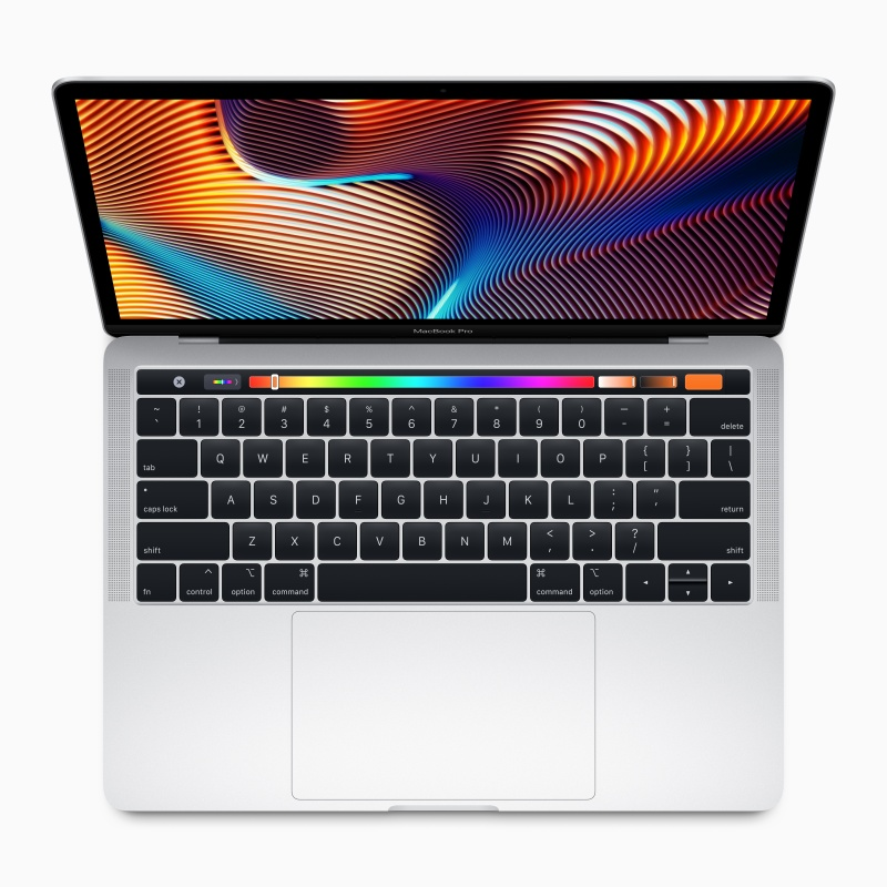 The entry-level 13-inch MacBook Pro.