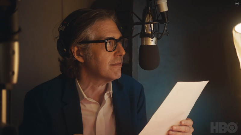 Ira Glass guest stars this season. | Image: HBO