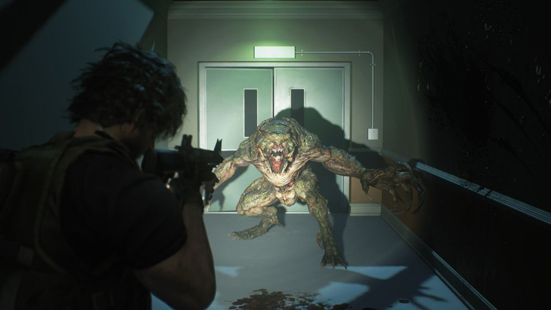 The game will have new enemy types. Because that's just what we needed - more freaky zombies! | Image: Capcom