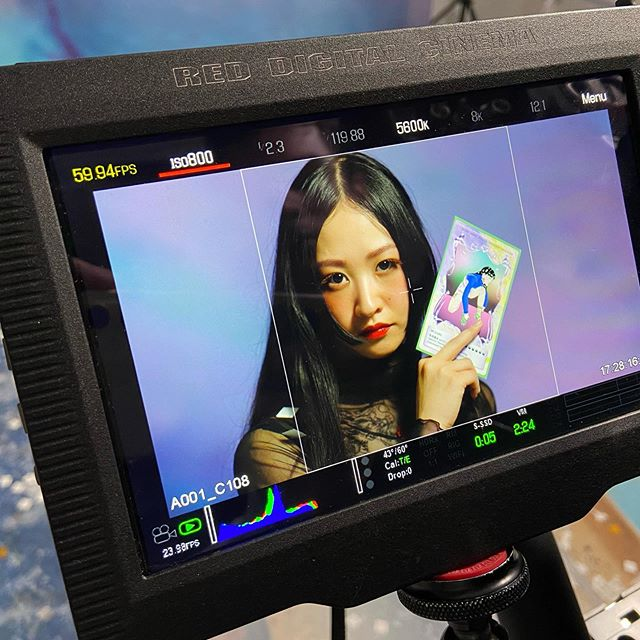 Recording #1 - Joy's Card