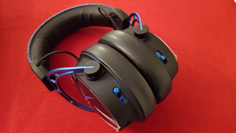 These are a pretty stylish pair of headphones.