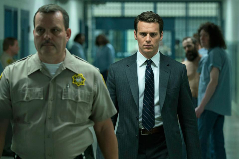 The creator of Mindhunter returns to Netflix for a movie. | Image: Mindhunter, Netflix