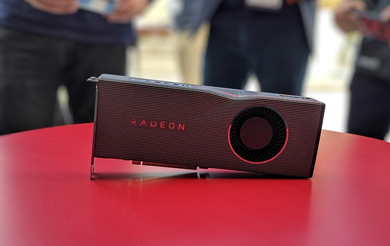 The Radeon RX 5700 XT is still the fastest Navi GPU from AMD.
