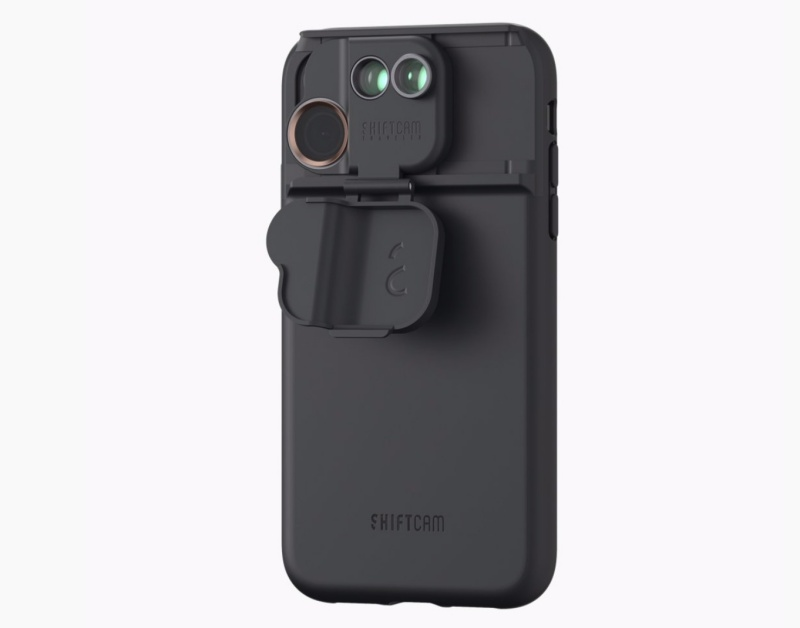 The ShiftCam 3-in-1 MultiLens Case for the Apple iPhone 11.