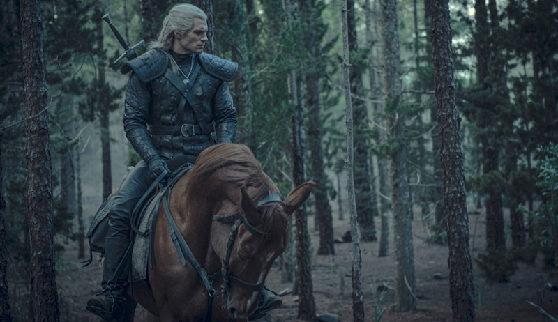 More of Geralt's adventures are on the way! | Image: Netflix